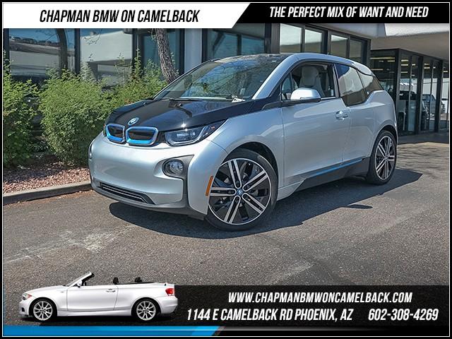 2014 BMW i3 Mega world 44317 miles 6023852286 - 12th St and Camelback Chapman BMW on Camelback