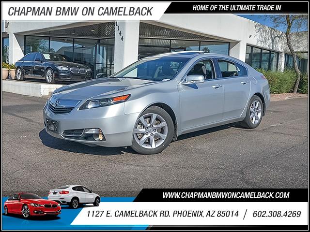 2013 Acura TL wTech 40664 miles 6023852286 1127 E Camelback Rd Chapman Value center on Came