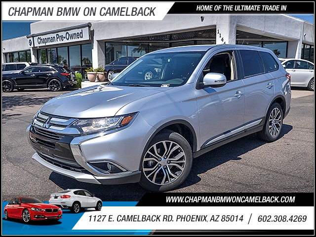 2016 Mitsubishi Outlander SE 34994 miles 6023852286 1127 E Camelback Rd Chapman Value center