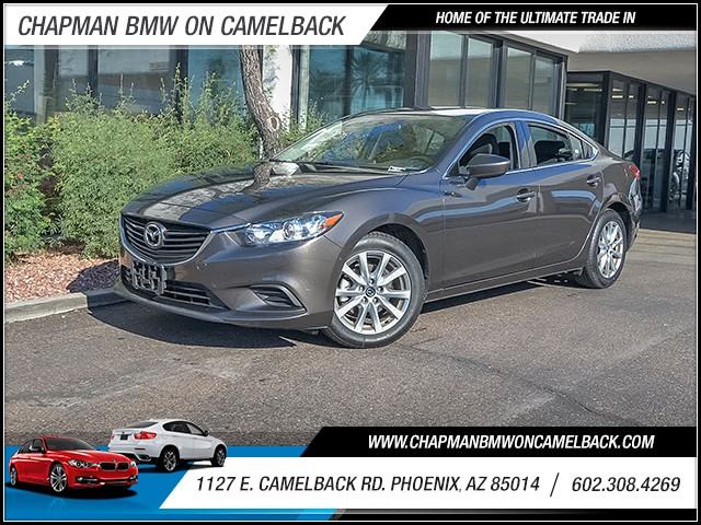 2016 Mazda MAZDA6 i Sport 38946 miles Phone hands free Wireless data link Bluetooth Cruise cont