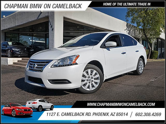 2014 Nissan Sentra S 20989 miles Power door locks auto-locking 2-stage unlocking doors Anti-th