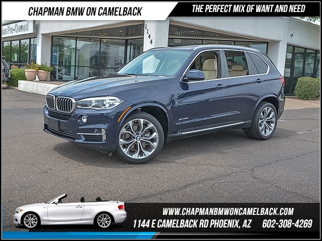 2014 BMW X5 sDrive35i 42824 miles Luxury Line Premium Package Driver Assistance Package Harman