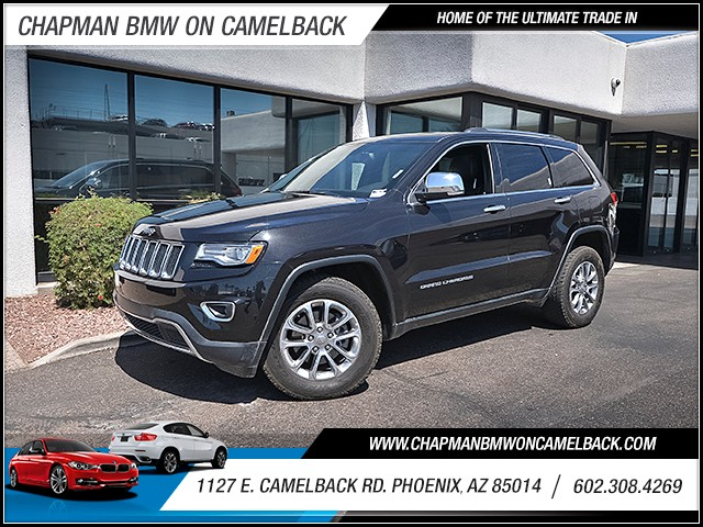 2015 Jeep Grand Cherokee Limited 48639 miles 6023852286 1127 E Camelback Rd Memorial Day Sal