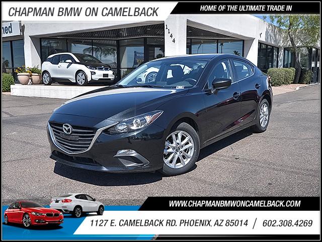 2016 Mazda MAZDA3 i Sport 37364 miles 6023852286 1127 E Camelback Rd Chapman Value center on