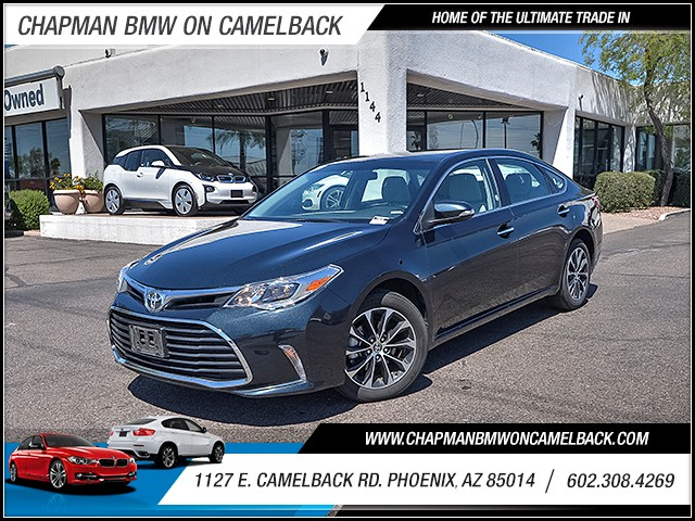 2016 Toyota Avalon XLE 36881 miles 6023852286 1127 E Camelback Rd Chapman Value center on Ca