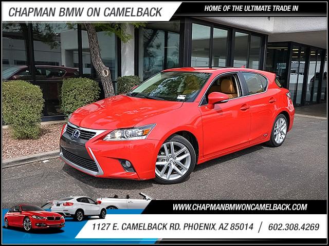 2014 Lexus CT 200h 47159 miles 6023852286 1127 E Camelback Rd Chapman Value center on Camelb