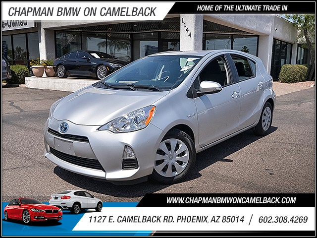 2013 Toyota Prius c Three 28480 miles 6023852286 1127 E Camelback Rd Chapman Value center on
