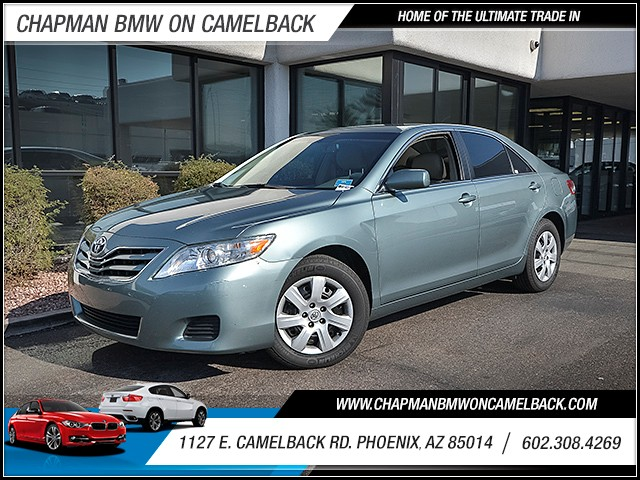2011 Toyota Camry LE 52984 miles Cruise control 2-stage unlocking doors Steering wheel tilt an