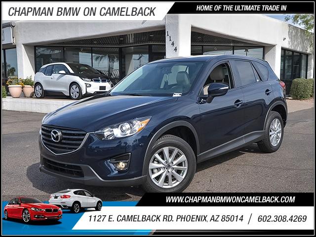 2016 Mazda CX-5 Touring 3931 miles 6023852286 1127 E Camelback Rd Chapman Value center on Ca