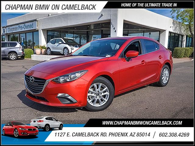2014 Mazda MAZDA3 i Touring 42323 miles 6023852286 1127 E Camelback Rd Chapman Value center