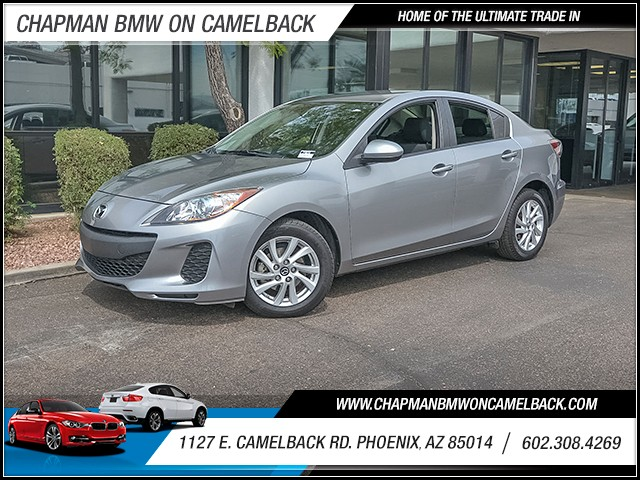 2013 Mazda MAZDA3 i Touring 58991 miles 6023852286 1127 E Camelback Rd Chapman Value center
