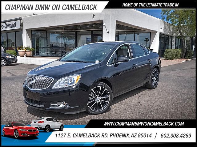 2016 Buick Verano Sport Touring 21398 miles 6023852286 1127 E Camelback Rd Chapman Value cen