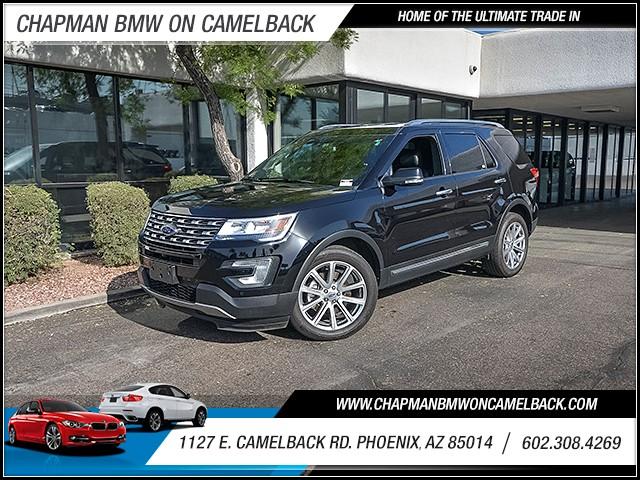 2017 Ford Explorer Limited 17513 miles 6023852286 1127 E Camelback Rd Chapman Value center o