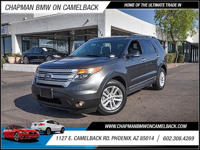 2015 Ford Explorer XLT 20984 miles 6023852286 1127 E Camelback Rd Chapman Value center on Ca