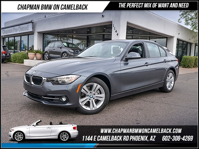 2016 BMW 3-Series Sdn 328i 4472 miles 6023852286 - 12th St and Camelback Chapman BMW on Camelb