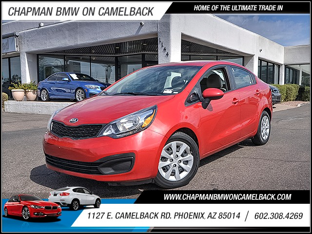 2014 Kia Rio LX 60882 miles 6023852286 1127 E Camelback Rd Summer Sales Event on Now All p