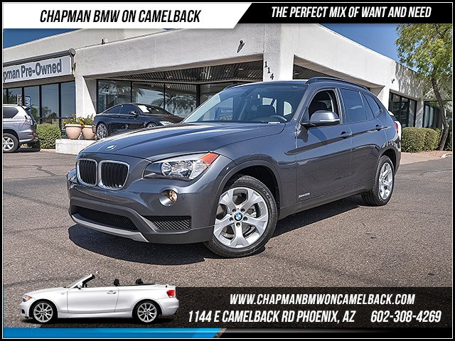 2014 BMW X1 sDrive28i 27502 miles 6023852286 - 12th St and Camelback Chapman BMW on Camelback