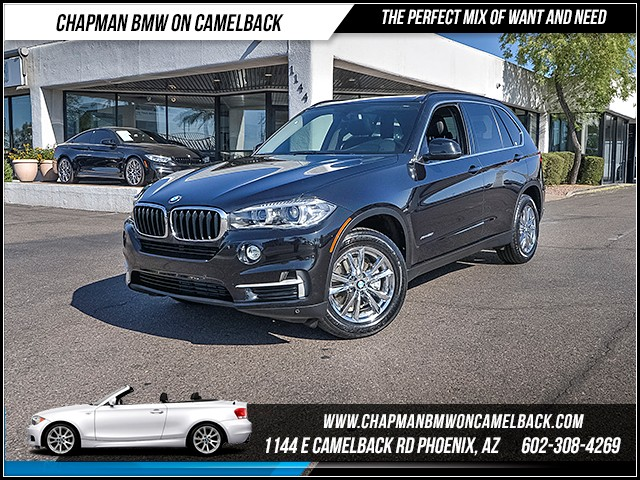 2014 BMW X5 xDrive35i 21394 miles Premium Package Satellite communications BMW Assist Real time