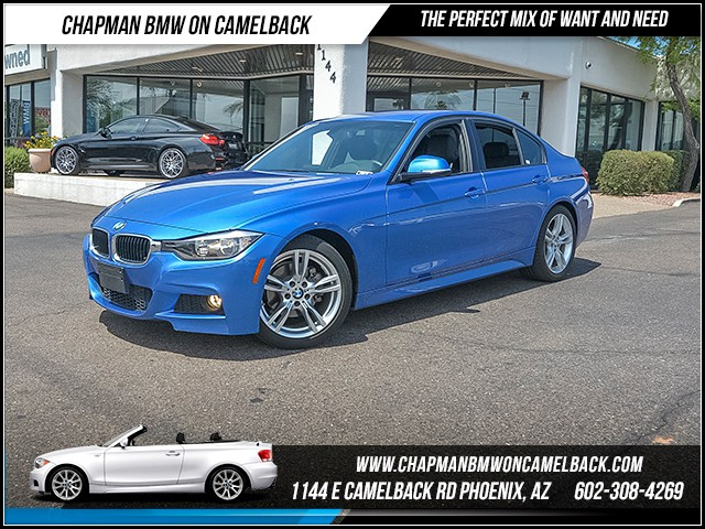 2014 BMW 3-Series Sdn 328d 21994 miles 6023852286 - 12th St and Camelback Chapman BMW on Camel