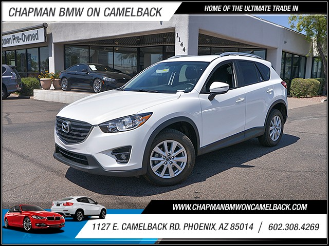 2016 Mazda CX-5 Touring 12123 miles 6023852286 1127 E Camelback Rd Chapman Value center on C