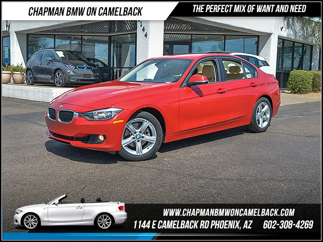 2014 BMW 3-Series Sdn 328i 23522 miles 6023852286 - 12th St and Camelback Chapman BMW on Camel