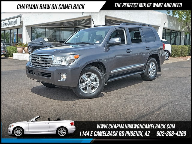 2015 Toyota Land Cruiser 61669 miles Real time traffic Wireless data link Bluetooth Cruise cont