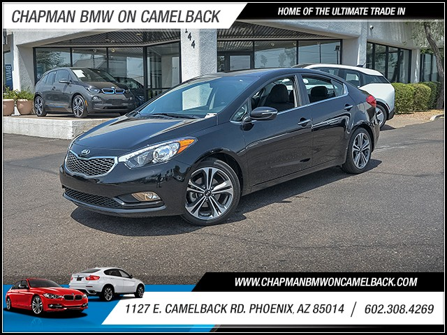 2016 Kia Forte EX 7522 miles 6023852286 1127 E Camelback Rd Summer Sales Event on Now All