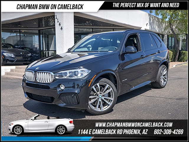 2014 BMW X5 xDrive50i 38106 miles 6023852286 - 12th St and Camelback Chapman BMW on Camelback
