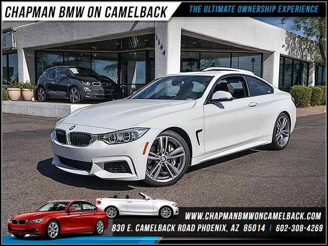 2014 BMW 4-Series 435i 48445 miles 6023852286 - 12th St and Camelback Chapman BMW on Camelback