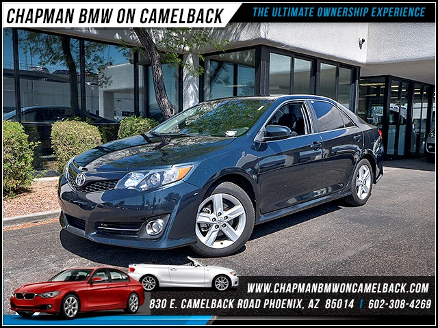 2014 Toyota Camry SE 51219 miles 6023852286 1127 E Camelback Rd Chapman Value center on Came