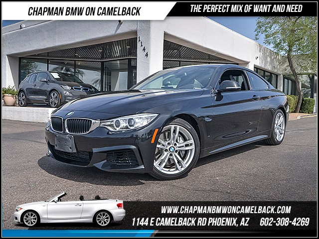 2014 BMW 4-Series 435i 26520 miles 6023852286 - 12th St and Camelback Chapman BMW on Camelback