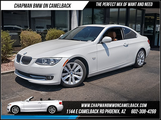 2013 BMW 3-Series Cpe 328i 16525 miles Premium Package Satellite communications BMW Assist Phon
