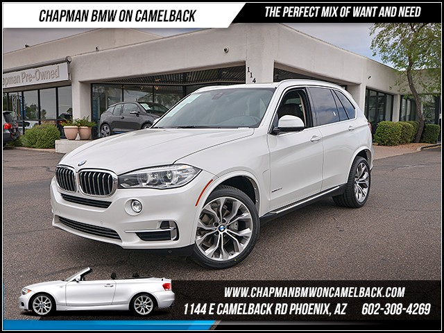 2015 BMW X5 xDrive35d 36356 miles Luxury Line Premium Package Driving Assistance Package Drivi