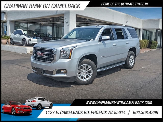 2015 GMC Yukon SLT 0 miles Wireless data link Bluetooth Satellite communications OnStar Wifi ho