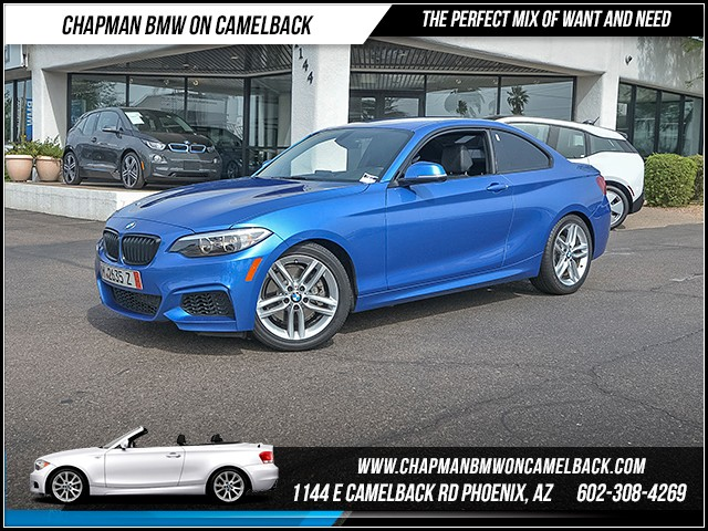 2014 BMW 2-Series 228i 27145 miles M Sport Package Phone hands free Satellite communications BM