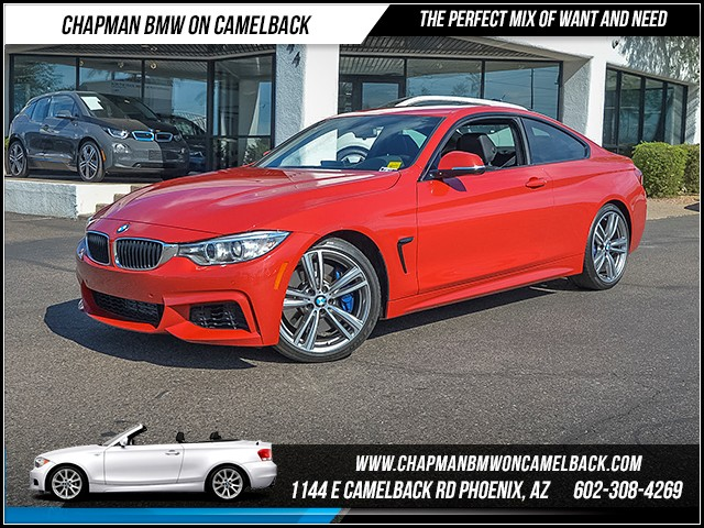 2014 BMW 4-Series 435i 22596 miles M Sport Package Premium Package Technology Package Driving