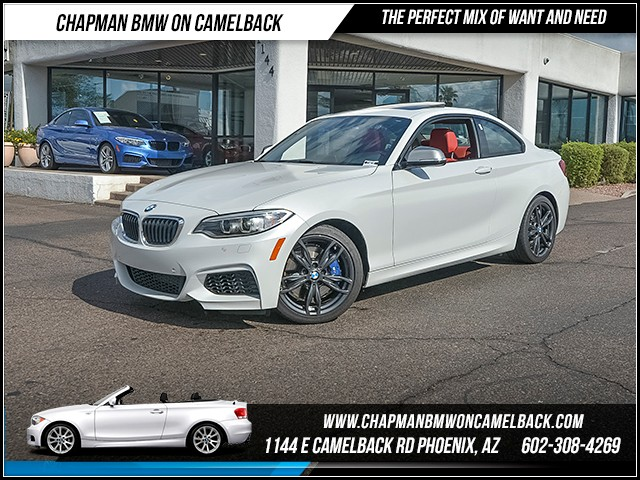 2017 BMW 2-Series M240i 6097 miles Driving Assistance Package Cold Weather Package Satellite co