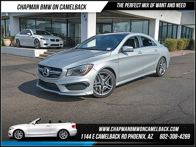 2015 Mercedes CLA-Class CLA 45 AMG 24214 miles Phone hands free Wireless data link Bluetooth Sa