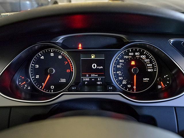 2014 AUDI A4 2.0T QUATTRO PREM PLUS
