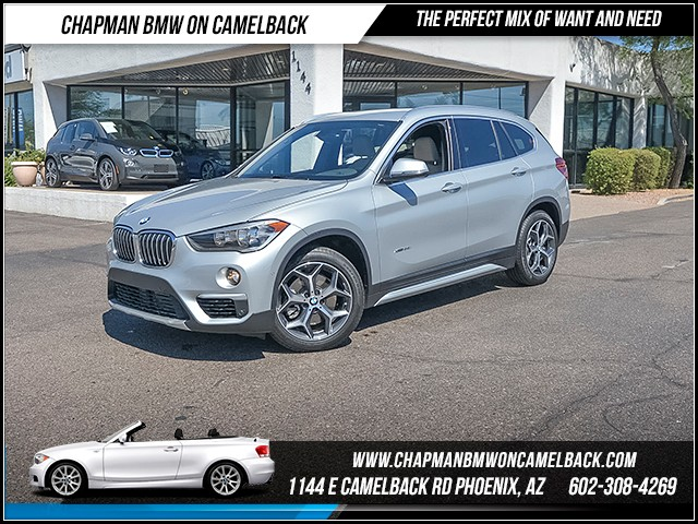 2016 BMW X1 xDrive28i 13804 miles X-Line Driving Assistance Package Satellite communications BM