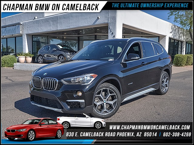 2016 BMW X1 xDrive28i 15736 miles X-Line Driving Assistance Package Phone hands free Satellite