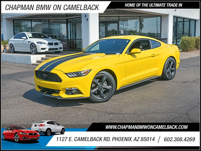 2016 Ford Mustang 25571 miles Wireless data link Bluetooth Cruise control 2-stage unlocking doo