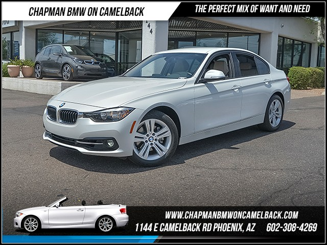 2016 BMW 3-Series 328i 16455 miles Sport Package Phone hands free Satellite communications BMW