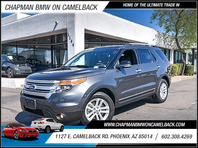 2015 Ford Explorer XLT 23264 miles 6023852286 1127 E Camelback Rd Summer Sales Event on Now
