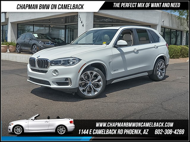 2014 BMW X5 sDrive35i 29301 miles Luxury Line Premium Package Wireless data link Bluetooth Sat