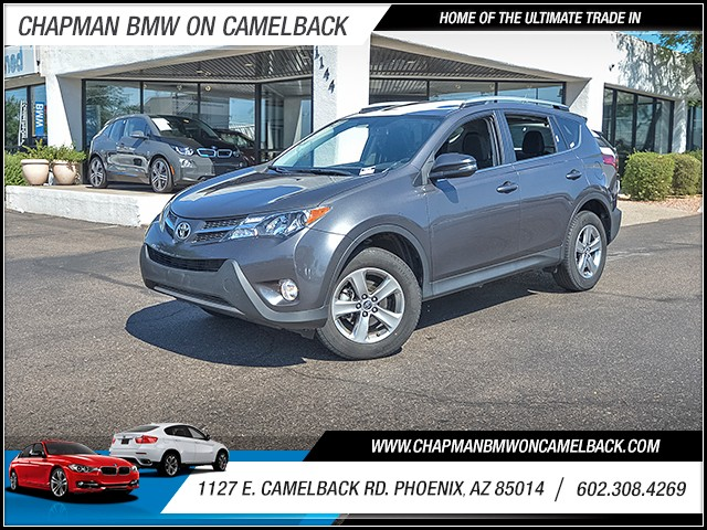 2015 Toyota RAV4 XLE 43594 miles 6023852286 1127 E Camelback Rd Chapman Value center on Came