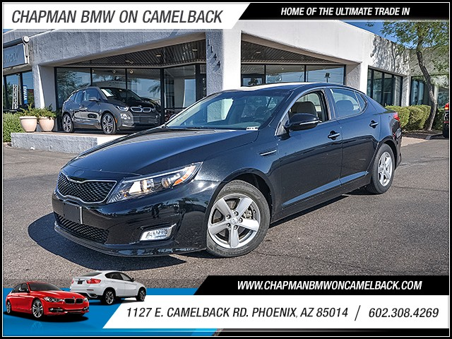 2015 Kia Optima LX 41101 miles 6023852286 1127 E Camelback Rd Chapman Value center on Camelb