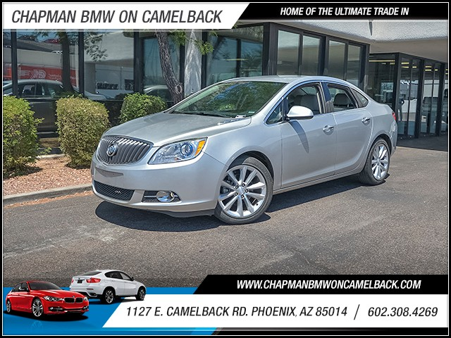 2014 Buick Verano Convenience Group 39096 miles 6023852286 1127 E Camelback Rd Summer Sales