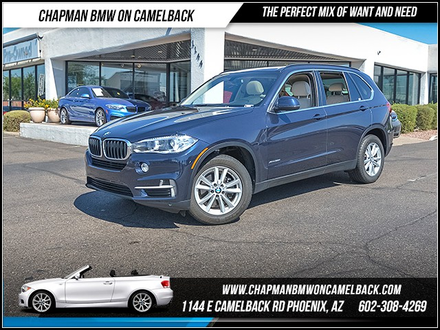 2014 BMW X5 xDrive35i 29515 miles 6023852286 - 12th St and Camelback Chapman BMW on Camelback