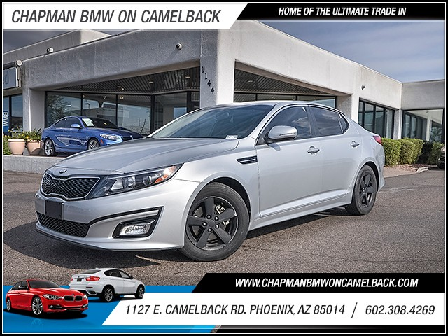 2015 Kia Optima LX 27166 miles 6023852286 1127 E Camelback Rd Chapman Value center on Camelb